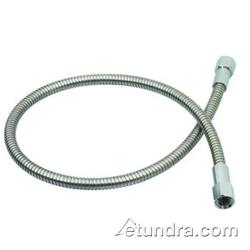T&S Brass - 013E-48H - 48 in Flexible Stainless Steel Hose image