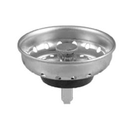 Axia - 17638 - 3 1/2 in Fixed Post Drain Basket image