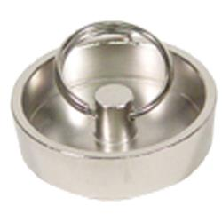 CHG - E60-4085 - 1 1/2 in Plated Brass Drain Stopper image
