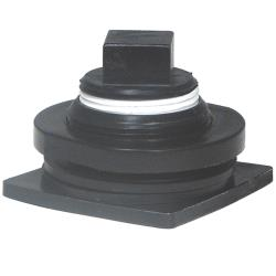 Rubbermaid - FG505012 - Stock Tank Drain Plug Kit image