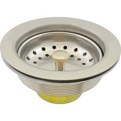 Axia - 13197 - 3 1/2 in Stainless Steel Drain Assembly image