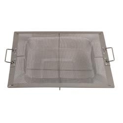 Commercial - 11 in Square Fine Mesh Floor Drain Strainer image