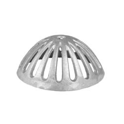 FMP - 102-1148 - 5 3/8 in Round Floor Drain Dome Strainer image