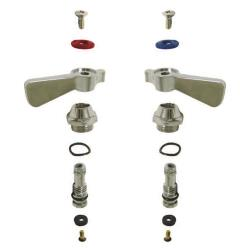 Advance Tabco - K-00 - Hot & Cold Handle Repair Replacement Kit image
