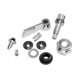 Commercial - LH Stem Assembly Kit w/Check Valve image