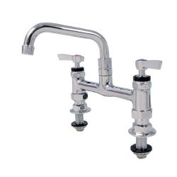 Encore Plumbing - KL61-8008 - 8 in Heavy Duty Deck Mount Faucet w/ 8 in Spout image