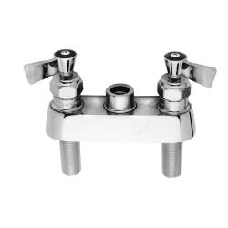 "Fisher - 2500 - Deck Mount Faucet w/ 4"" centers image"