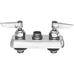 T&S Brass - B-1110-LN - 4 in Deck Mount Faucet image