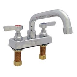 Top-Line - TLL11-4006SE1 - 4 in Deck Mount Faucet w/ 6 in Spout image