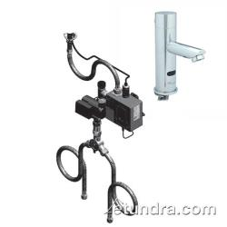 T&S Brass - EC-3106-HG - ChekPoint™ Deck Mount Electronic Faucet With Hydro-Generator image