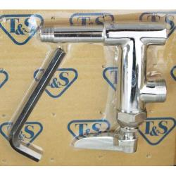 T&S Brass - B-0155-LN - Pre-Rinse Add-On Faucet image
