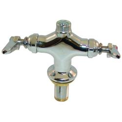 T&S Brass - 014207-40 - Deck Mount EasyInstall Faucet Base image