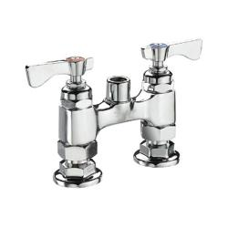 Krowne - 21-204L - 4 in Royal Series Deck Mount Faucet Base  image