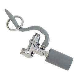 T&S Brass - B-0107-C - .65 gpm Water Saver Pre-Rinse Spray Valve image