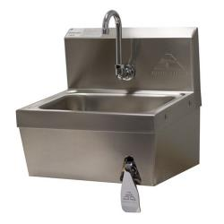 Advance Tabco - 7-PS-62 - 14 in x 10 in x 5 in Deep Drawn™ Hand Sink image