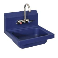 BK Resources - APHS-W1410-BE - Antimicrobial Hand Sink image