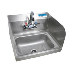 BK Resources - BKHS-W-1410-SS-P-G - Wall Mount Hand Sink image
