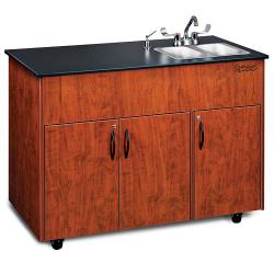 Ozark River - ADAVC-LM-SS2N - Advantage Series SS/Laminate Portable Hand Sink image