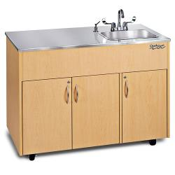 Ozark River - ADAVM-SS-SS1DN - Silver Advantage Series SS Portable Hand Sink image