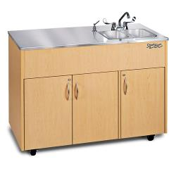 Ozark River - ADAVM-SS-SS2N - Silver Advantage Series SS Portable Hand Sink image