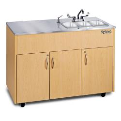Ozark River - ADAVM-SS-SS3N - Silver Advantage Series SS Portable Hand Sink image