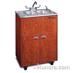 Ozark River - ADSTC-SS-SS2N - Silver Premier Series SS Portable Hand Sink image