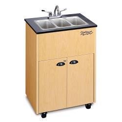 Ozark River - ADSTM-LM-SS3N - Premier Series SS/Laminate Portable Hand Sink image