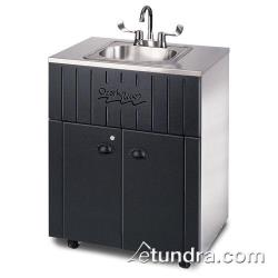 Ozark River - NSSSK-SS-SS1N - Nature Series Triple Stainless/Galvanized Portable Hand Sink image