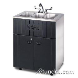 Ozark River - NSSSK-SS-SS3N - Nature Series Triple All Stainless Portable Hand Sink image