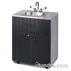 Ozark River - NSSTK-SS-SS1N - Nature Series Single Stainless/Galvanized  Portable Hand Sink image