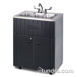 Ozark River - NSSTK-SS-SS3N - Nature Series Single All Stainless Portable Hand Sink image