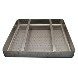 Commercial - Stainless Steel Pre-Rinse Strainer Basket & Slides image