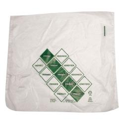 "DayMark - 110920 - 10"" x 8.5"" Saddlepack Green Portion Bag image"