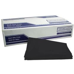Fortune Plastic - CRHD4048XH - 40 in x 48 in- 22 Mic High Density Can Liner image