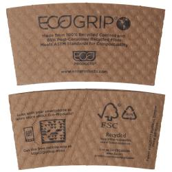 Eco-Products - EG-2000 - EcoGrip™ Hot Cup Sleeves image