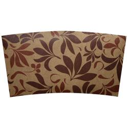 Karat - C5300 (Fleur, Brown) - Hot Cup Sleeves image