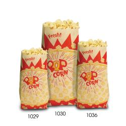 Paragon - 1030 - Popcorn Bags-Medium- 1.5 oz. image