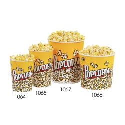 Paragon - 1066 - Popcorn Bucket-Large- 85 oz. image