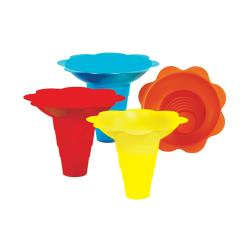 Paragon - 6504 - Flower Drip Tray Cups - multicolor (12 oz) image