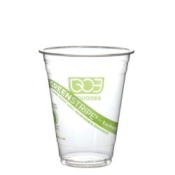 Eco-Products - EP-CC16-GS - 16 oz GreenStripe® Cold Corn Cups image