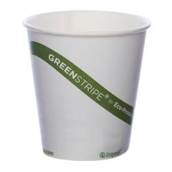Eco-Products - EP-BHC10-GS - 10 oz GreenStripe® Hot Cups image