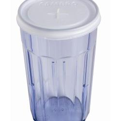 Cambro - CLNT8190 - 7.7 oz Newport CamLid® Disposable Tumbler Lid image