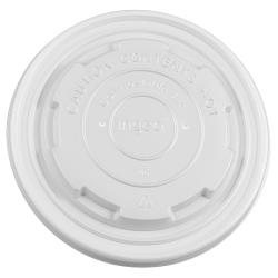 Karat Earth - KE-KDL114 - 12-16 oz Paper Food Container Lids image