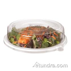 Eco-Products - EP-P013LID - 9 in WorldView™ 100 Percent Recycled Content Sugarcane Plate Lids image