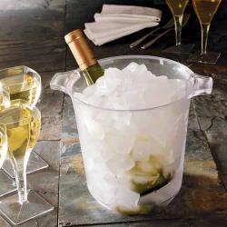 EMI Yoshi - EMI-IB1C - 1 Gallon Clear Ice Bucket image