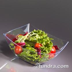 EMI Yoshi - EMI-SB16 - 16 oz Clear Square Serving Bowl image