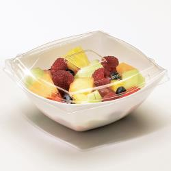 EMI Yoshi - EMI-SB16LP - Clear 16 oz Serving Bowl Lid image
