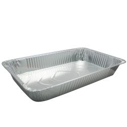 Western Plastics - 5130 - Full Size Foil Steam Table Pan image