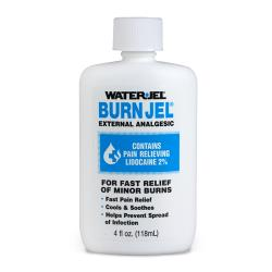 First Aid Only - BJ4-01 - 4 oz Burn Relief Gel image