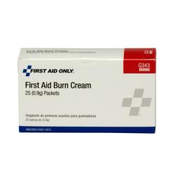 First Aid Only - G343 - First Aid Burn Cream image